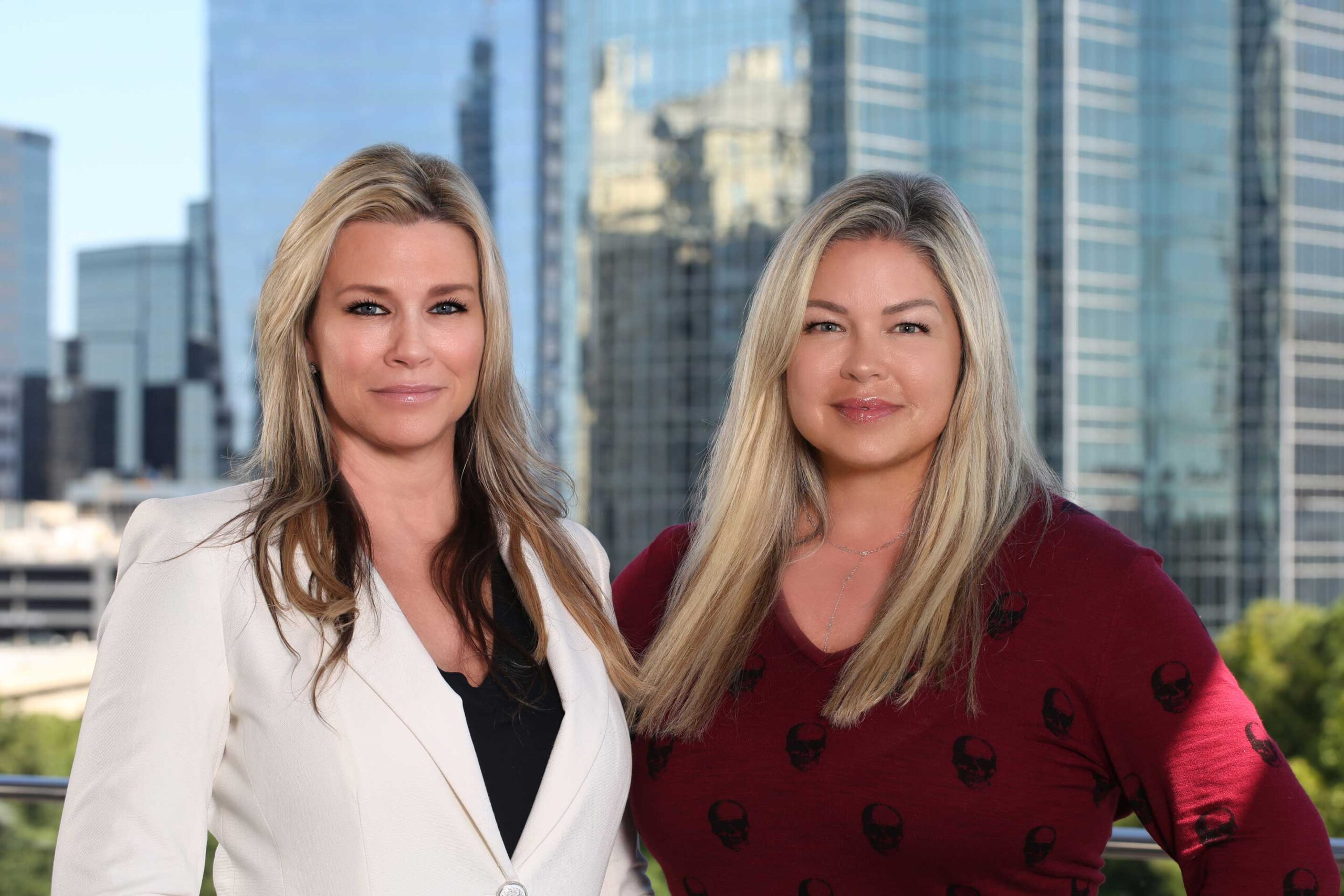 Vital4 Founders Kristin Stafford & Amy Barbieri Interview With TruNarrative CEO John Lord